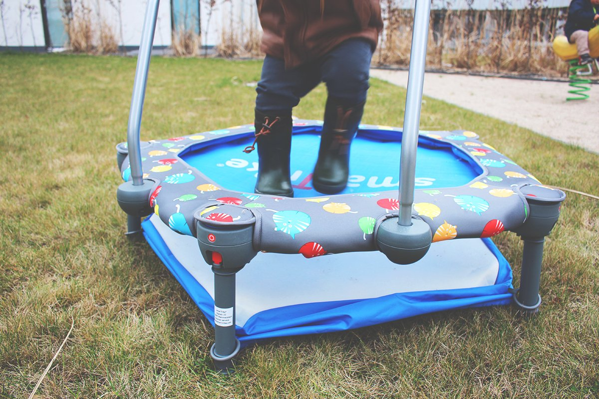 myToys smartrike 3in1 Trampolin Erfahrung